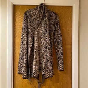 NWT ANTHROPOLOGIE sweater size L